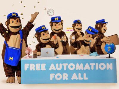 Automação de Marketing MailChimp
